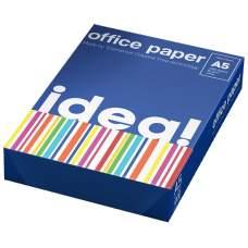 Бумага А5 1000л idea! (Papir PTE) 80 г/м.кв. 5 пач/ящ.