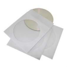 Конверт для CD с окошком мк 1000шт/уп