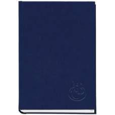 Алфавитная книга А5 синяя 112л баладек 211-05С