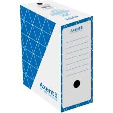 Бокс архивный Axent 1733-02-A 150 мм, синий