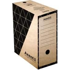 Бокс архивный Axent 1733-00-A 150 мм, крафт
