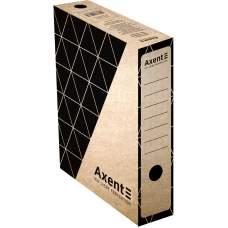Бокс архивный Axent 1731-00-A 80 мм, крафт