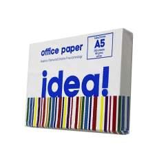 Бумага А5 250л idea! (Papir PTE) 80 г/м.кв. 20 пач/ящ.