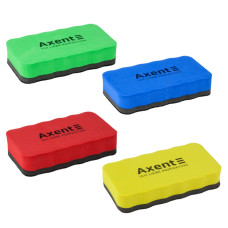 Губка для досок Axent 9802-A ассорти, маленькая