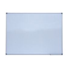 Доска магнитная сухостираемая 90х120см в алюминиевой рамке настенная ВМ 0003