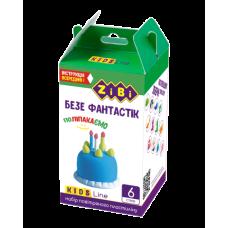 Набор воздушного пластилина для лепки БЕЗЕ ФАНТАСТИК
