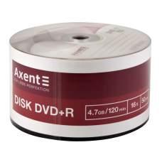 DVD+R Axent 8108-A 4,7GB/120min 16X, 50 штук, bulk