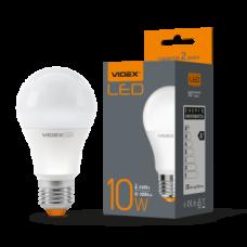 Лампа LED, 10W, E27, 4100K, 220V, VIDEX
