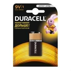 Батарейка 6LR61 DURACELL КРОНА 20шт/уп