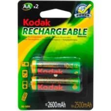 Аккумулятор R-06 1х2 2600mAh KODAK 24шт/уп