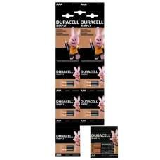 Батарейка R-03 1х2шт DURACELL отрывная (плакат 2*6)