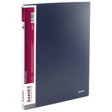 Дисплей-книга Axent 1010-03-A, А4, 10 файлов, серая