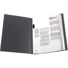 Дисплей-книга Axent 1020-03-A, А4, 20 файлов, серая