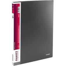 Дисплей-книга Axent 1030-03-A, А4, 30 файлов, серая
