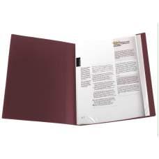 Дисплей-книга Axent 1020-04-A, А4, 20 файлов, бордовая