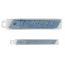 Лезвия для ножей, 9 мм, 10 шт.