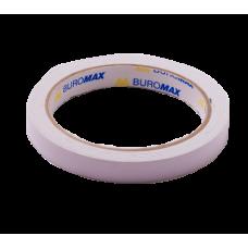 Клейкая лента JOBMAX, 12 мм х 2 м, двухсторонняя, на пенной основе, по 12 шт.