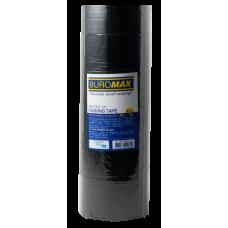 Клейкая лента упаковочная, 48 мм x 35 м, черная, по 6 шт.