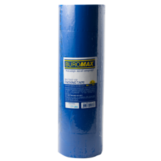 Клейкая лента упаковочная, 48 мм x 35 м, синяя, по 6 шт.