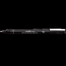 Лайнер uni PiN 0.6мм fine line, черный