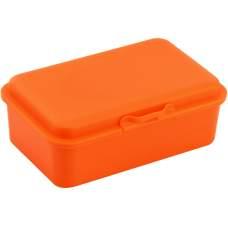 Ланч-бокс (контейнер для еды) ECONOMIX SNACK 750 мл, оранжевый
