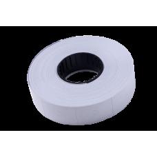 Ценник 16x23 мм (600 шт), вертикальный, прямоугольный, белый