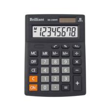 Калькулятор Brilliant BS-208NR, 8 разрядов