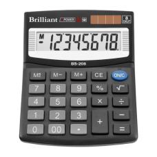 Калькулятор Brilliant BS-208, 8 разрядов