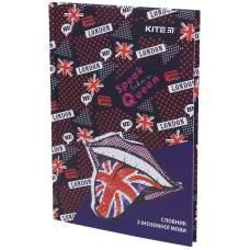 Словарь для записи иностранных слов Kite Flag K21-407-1, 60 листов