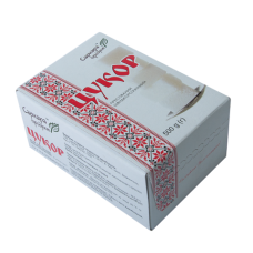 Сахар прессованый 500г, коробка