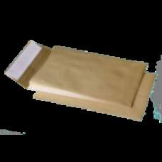 Конверт В4 (250х353мм) коричневый СКЛ с расширением по бокам и узких сторонах 40 мм