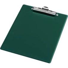 Клипборд Panta Plast, А5, PVC, зеленый