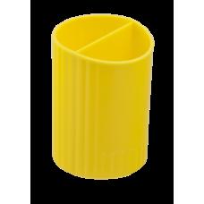 Стакан для письменных принадлежностей SFERIK, желтый, KIDS Line