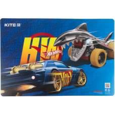 Подложка настольная Kite Hot Wheels HW21-207