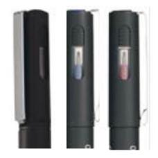 Лайнер PiN fine line, 0.3мм, пишет синим