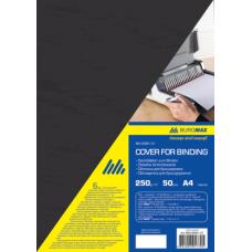 Обложка для переплета, А4, картон 250г/м2, фактура