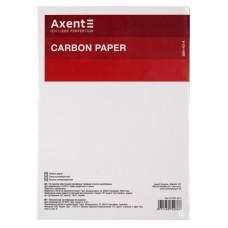 Бумага копировальная Axent 3301-02-A, 100 листов А4, синяя