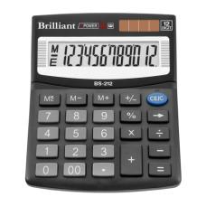 Калькулятор Brilliant BS-212, 12 разрядов