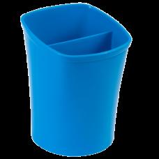 Стакан для письменных принадлежностей KAVDRIK, синий, KIDS Line
