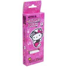 Цветное тесто для лепки Kite Hello Kitty HK21-136, 7*20 г