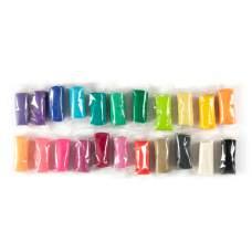 Цветное тесто для лепки Kite Jolliers K19-138, 50*20 г, в ведерке