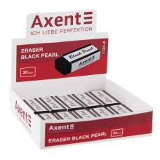 Ластик Axent Black Pearl 1194-A