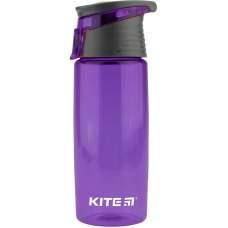 Бутылочка для воды Kite K18-401-05, 550 мл, фиолетовая