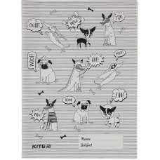 Обложка-раскраска Kite K20-310, А4+, PVC