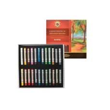 Пастель масляная художественная GIOCONDA, 24 цвета