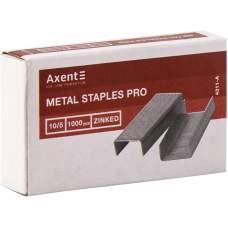 Скобы для степлеров Axent Pro 4311-A, №10/5, 1000 штук