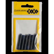 Капсулы с чернилами, черный. 6 шт. в упаковке