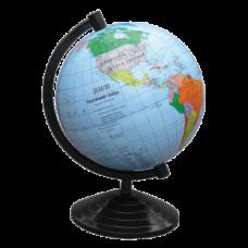 Глобус 160мм политический