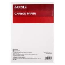 Бумага копировальная Axent 3301-01-A, 100 листов А4, черная
