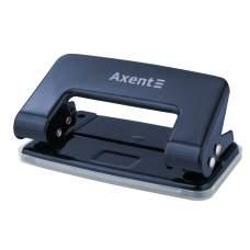 Дырокол для бумаги Axent Delta D3510-02, металлический, 10 листов, синий
